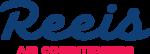 Reeis Logo Script 2col